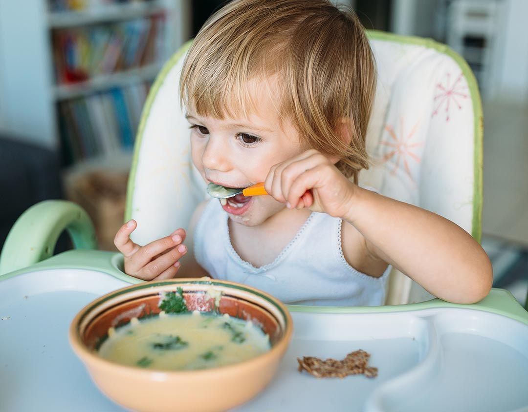 De la soupe à l'école de vos enfants? Bio, évidemment !